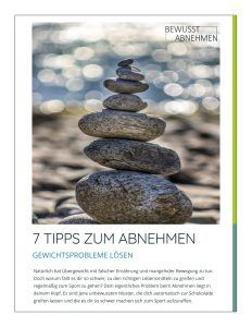 7 Bewusst Abnehmen Tipps