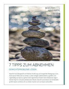 Bewusst Abnehmen Tipps