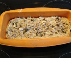 Low Carb Brot Schritt 2