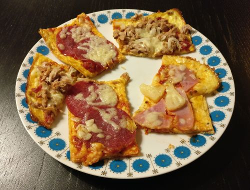 Low Carb Rezepte Pizza